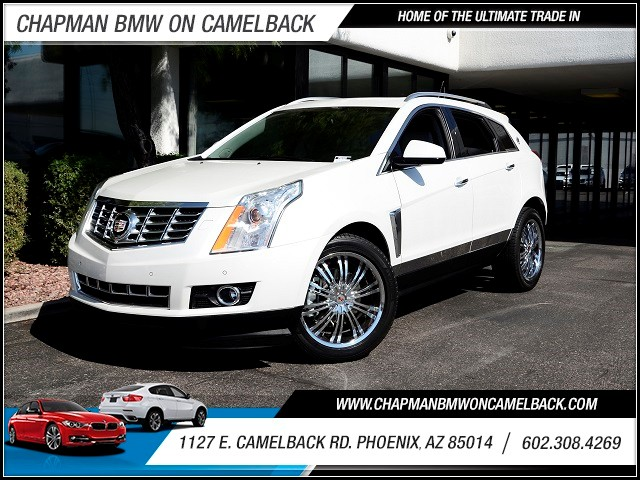 2013 Cadillac SRX Premium Collection 27826 miles Satellite communications OnStar Wireless data l