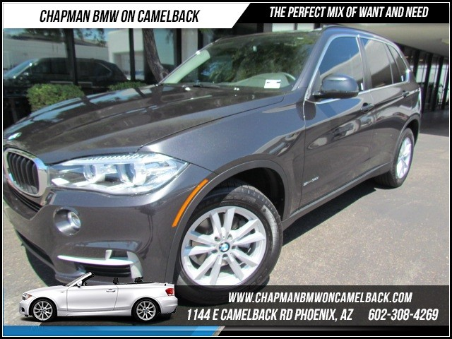2014 BMW X5 sDrive35i PremNavCamera 9518 miles 1127 E Camelback BUY WITH CONFIDENCE Ch