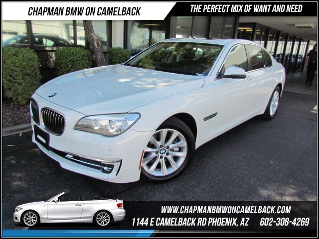 2014 BMW 7-Series 740i 3235 miles 1144 E Camelback RdYES it is possible to own a BMW for less t