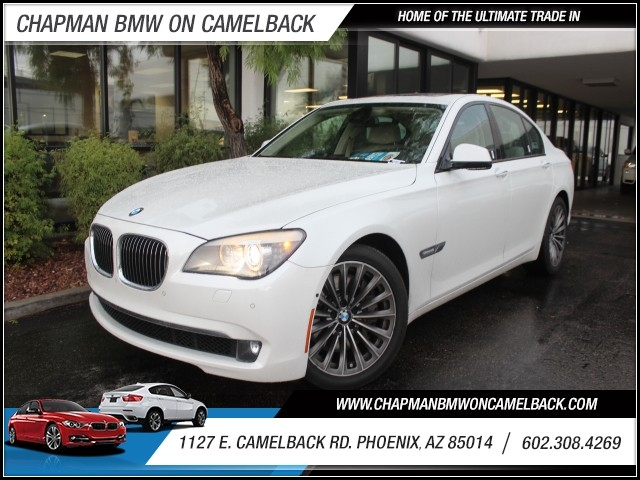 2009 BMW 7-Series 750i 65407 miles 1127 E Camelback BUY WITH CONFIDENCE Chapman BMW is l