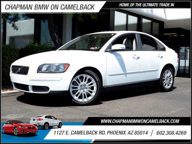 2007 Volvo S40 T5 73230 miles 1127 E Camelback BUY WITH CONFIDENCE Chapman BMW is locate