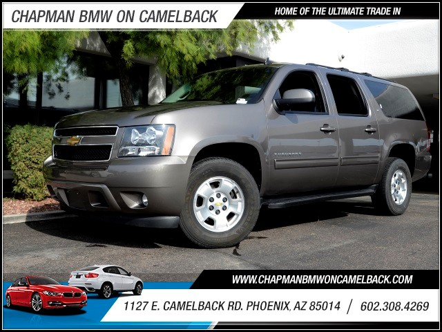 2011 Chevrolet Suburban LT 1500 68771 miles Satellite communications OnStar Wireless data link B