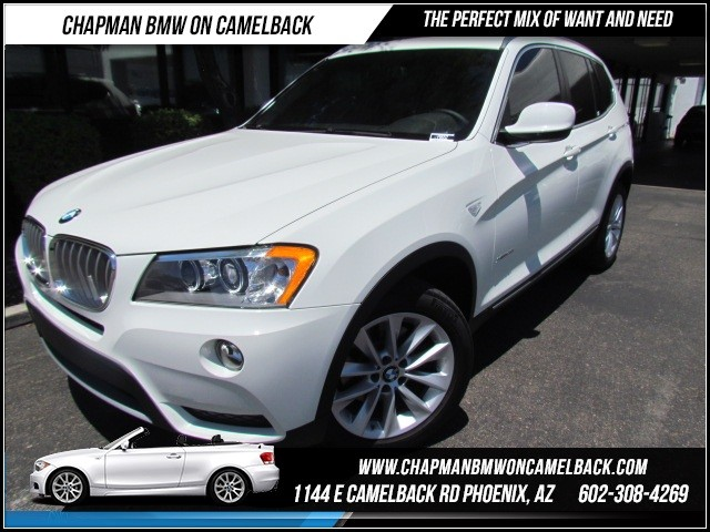 2013 BMW X3 xDrive28i PremSAVConv Pkg 34473 miles 1144 E Camelback RdYES it is possible to ow