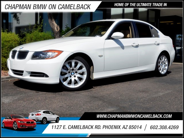 2008 BMW 3-Series Sdn 335i 42388 miles 1127 E Camelback BUY WITH CONFIDENCE Chapman BMW