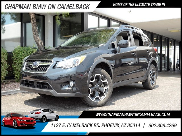 2013 Subaru XV Crosstrek 20i Premium 32614 miles 602 385-2286 1127 E Camelback HOME OF THE