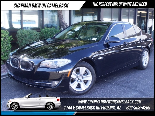 2011 BMW 5-Series 528i 75192 miles 1144 E Camelback Rd Brand Spankin Newish180 Certified P