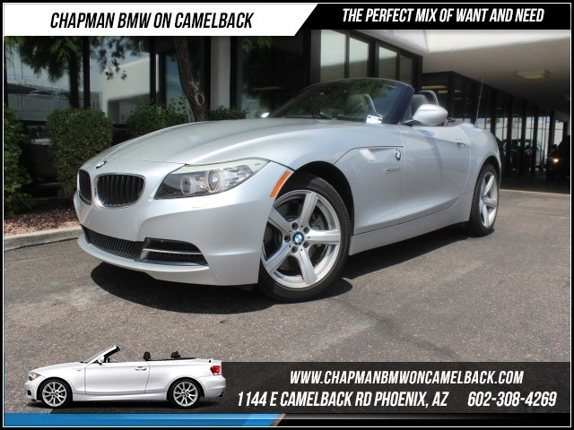 2011 BMW Z4 sDrive30i 11728 miles Phone pre-wired for phone Cruise control Anti-theft system a