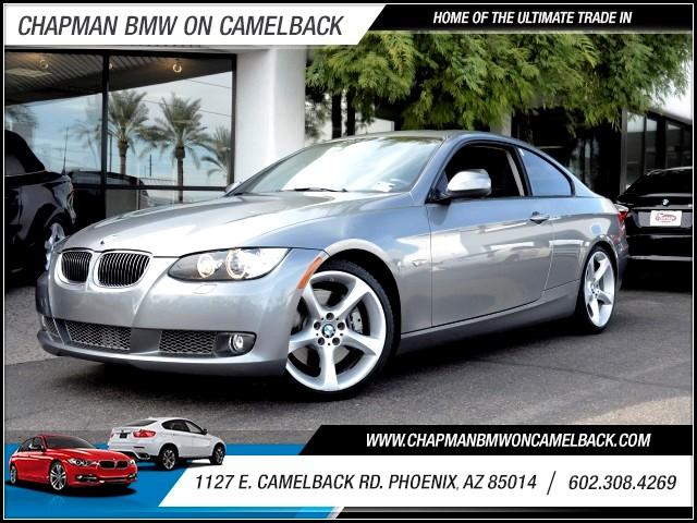 2010 BMW 3-Series Cpe 335i PremSport Pkg Nav 38755 miles 1144 E Camelback Rd Brand Spankin N