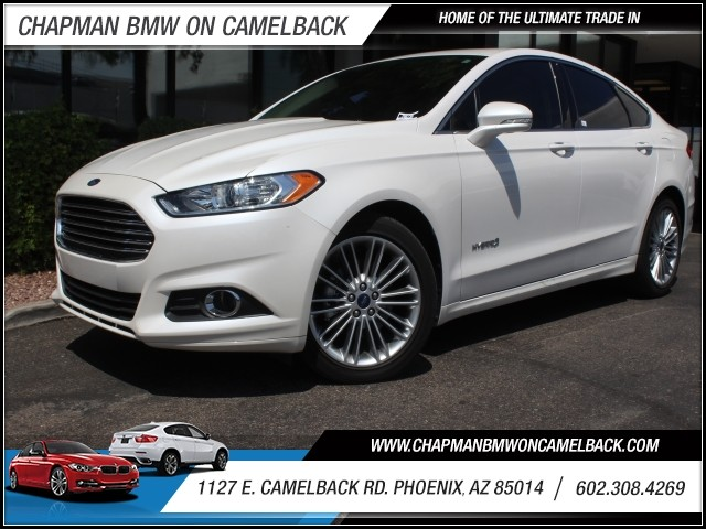 2014 Ford Fusion Hybrid SE 33078 miles 602 385-2286 1127 E Camelback HOME OF THE ULTIMATE TR