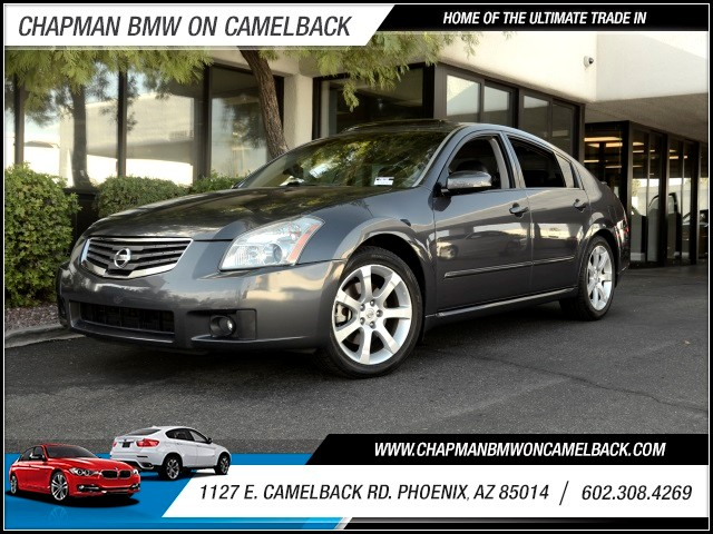 2008 Nissan Maxima 35 SL 73856 miles 602 385-2286 1127 E Camelback HOME OF THE ULTIMATE TRA
