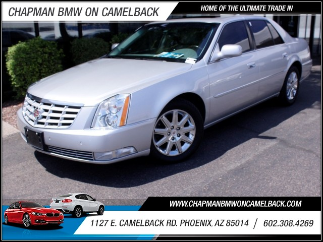 2011 Cadillac DTS Premium Collection 51222 miles 602 385-2286 1127 E Camelback HOME OF THE U