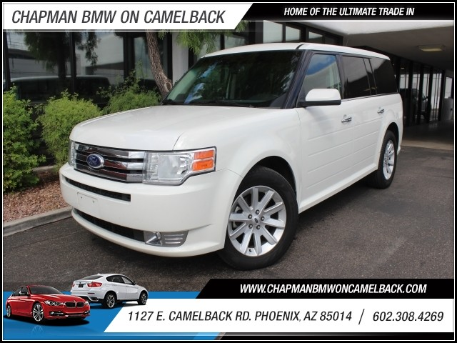 2012 Ford Flex SEL 89592 miles Satellite communications SYNC Cruise control Parking sensors rea