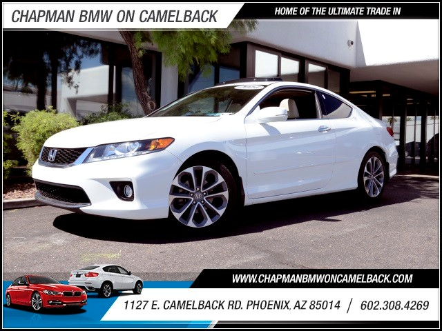 2014 Honda Accord EX-L wNavi 18177 miles 1127 E Camelback BUY WITH CONFIDENCE Chapman B