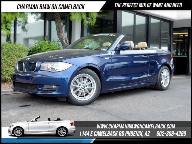 2011 BMW 1-Series 128i 44625 miles Black Friday Sales Event at Chapman BMW on Camelback in Phoeni