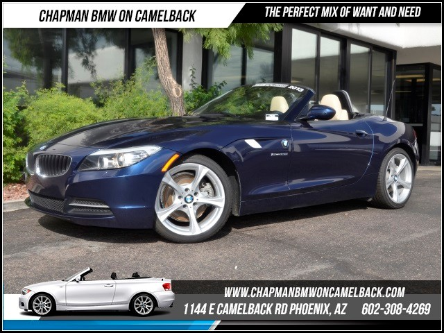 2013 BMW Z4 sDrive28i 43119 miles 1144 E Camelback Rd October CPO Sales EventFree Maintenanc