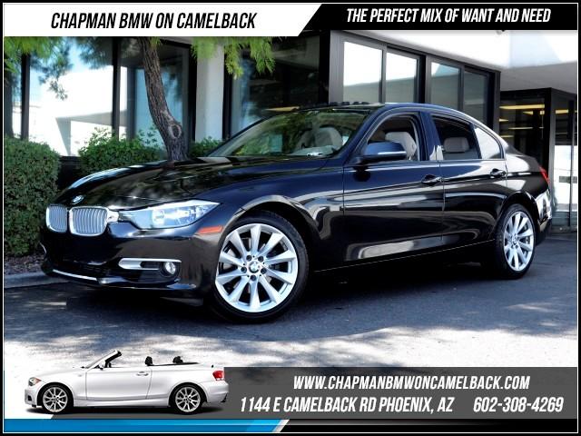 2012 BMW 3-Series Sdn 328i PremTechNavModern LineH 55701 miles 1144 E Camelback Rd Brand
