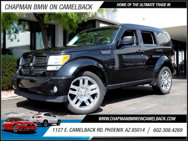 2011 Dodge Nitro Heat 89450 miles Anti-theft system engine immobilizer Steering wheel tilt-adj