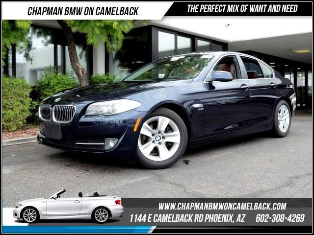 2012 BMW 5-Series 528i xDrive Prem pkg 36197 miles 1144 E Camelback Rd Brand Spankin Newish