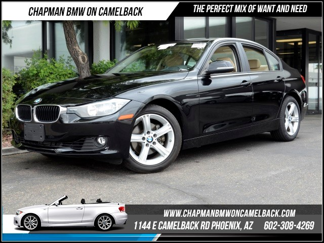 2012 BMW 3-Series Sdn 328i 23688 miles 1144 E Camelback Rd October CPO Sales EventFree Maint