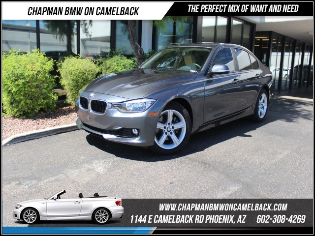 2012 BMW 3-Series Sdn 328i 45939 miles Wireless data link Bluetooth Cruise control Steering whe