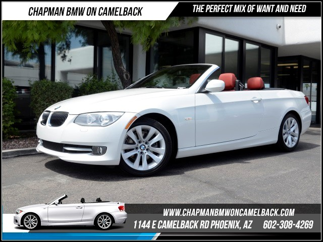 2012 BMW 3-Series Conv 328i 14369 miles Cruise control Anti-theft system alarm with engine immo