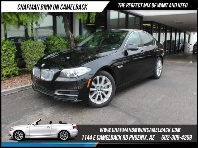 2014 BMW 5-Series 550i Nav 9890 miles 1144 E Camelback Rd Brand Spankin Newish180 Certifie