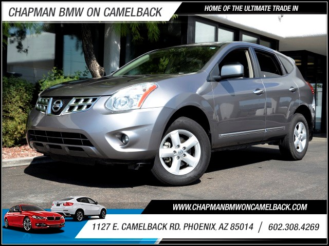 2013 Nissan Rogue S 57546 miles 602 385-2286 1127 E Camelback HOME OF THE ULTIMATE TRADE IN