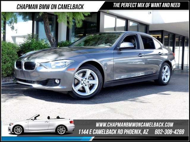 2012 BMW 3-Series Sdn 328i 21624 miles 1144 E Camelback Rd October CPO Sales EventFree Maint