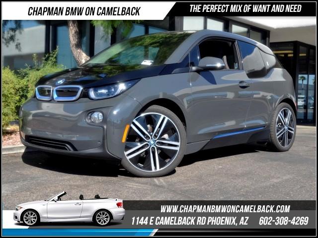 2014 BMW i3 Rex Tera WorlDriver Assist Pkg 2800 miles 1144 E Camelback Rd October CPO Sales E