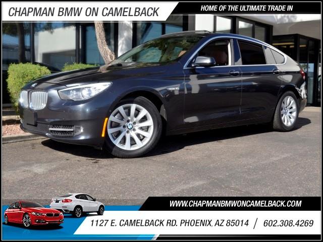 2010 BMW 5-Series 550i Gran Turismo 45335 miles Wireless data link Bluetooth Cruise control Par