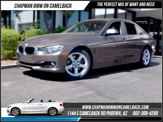 2013 BMW 3-Series Sdn 328i 22321 miles 1144 E Camelback Rd October CPO Sales EventFree Maint