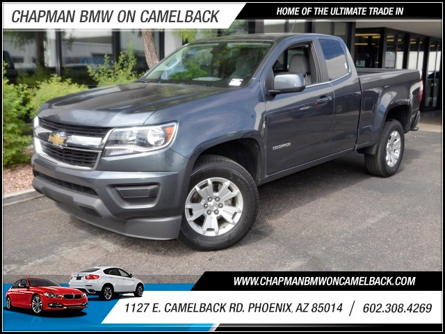 2015 Chevrolet Colorado LT Extended Cab 9609 miles Satellite communications OnStar Wireless data