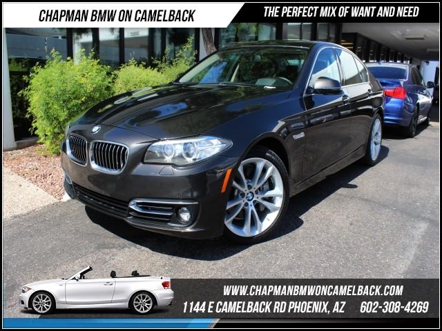 2014 BMW 5-Series 535d Lux LineDriver AssistNav 12163 miles 1144 E Camelback Rd Brand Spank