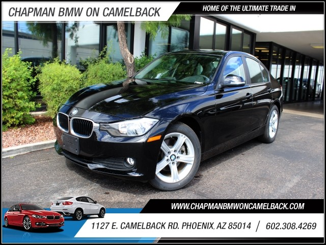 2014 BMW 3-Series Sdn 320i 1145 miles 1144 E Camelback Rd October CPO Sales EventFree Mainte