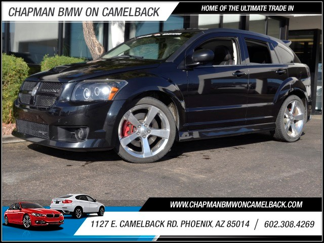 2009 Dodge Caliber SRT4 44201 miles Cruise control Anti-theft system engine immobilizer Anti-t