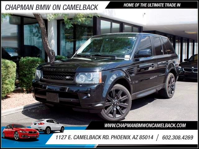 2010 Land Rover Range Rover Sport Supercharged 45529 miles 602 385-2286 1127 Camelback TAX SE