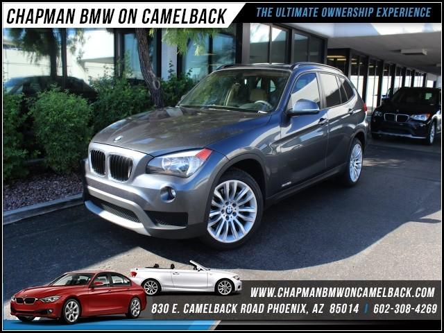 2013 BMW X1 sDrive28i Prem Pkg 35975 miles 1144 E Camelback Rd October CPO Sales EventFree M