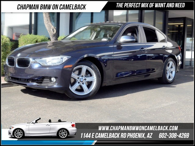 2013 BMW 3-Series Sdn 328i 37069 miles Premium Package Technology Package Harman Kardon surroun