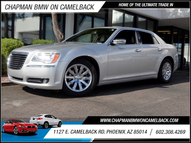2012 Chrysler 300 Limited 65511 miles Hands-free communication system Wireless data link Bluetoo