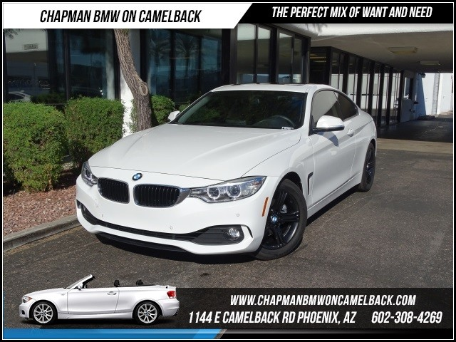 2015 BMW 4-Series 428i 9631 miles Black Friday Sales Event at Chapman BMW on Camelback in Phoenix