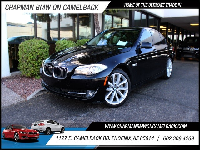 2011 BMW 5-Series 535i 58996 miles 1127 E Camelback BUY WITH CONFIDENCE Chapman BMW is l