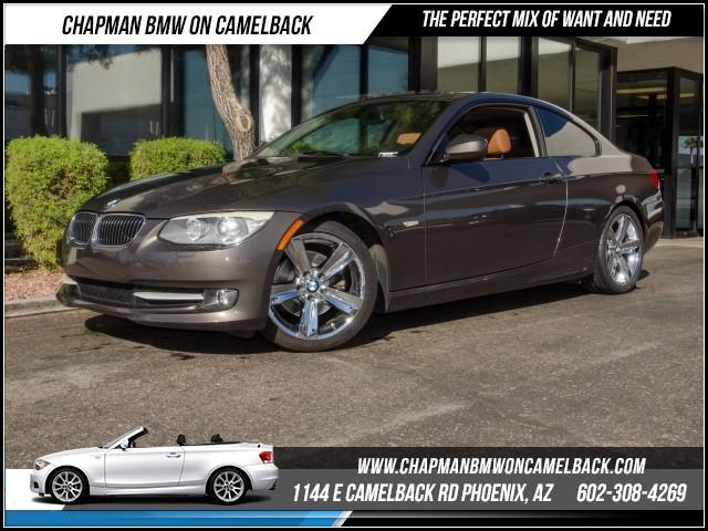 2011 BMW 3-Series Cpe 328i PremSportHK Sound 53186 miles 1144 E Camelback rd 6023852286
