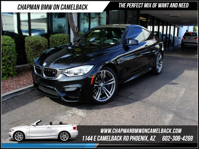 2015 BMW M4 Coupe Driver AssistExecNavHK 12150 miles 1144 E Camelback rd 6023852286