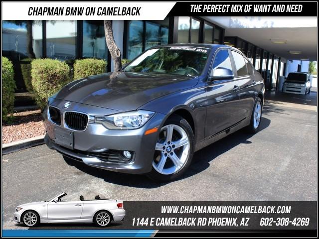 2013 BMW 3-Series Sdn 328i PremTechNav 44045 miles 1144 E Camelback rd 6023852286 F
