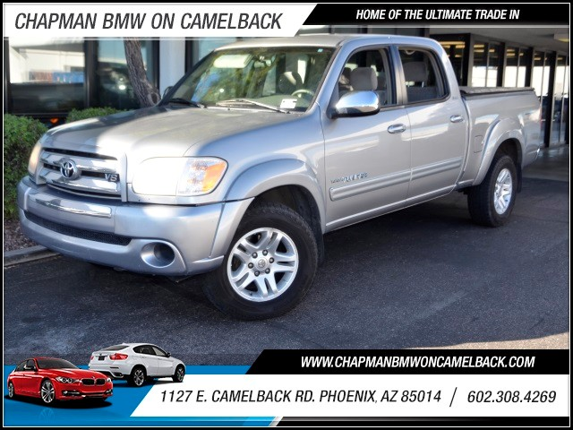2005 Toyota Tundra SR5 Crew Cab 75591 miles 1127 E Camelback BUY WITH CONFIDENCE Chapman