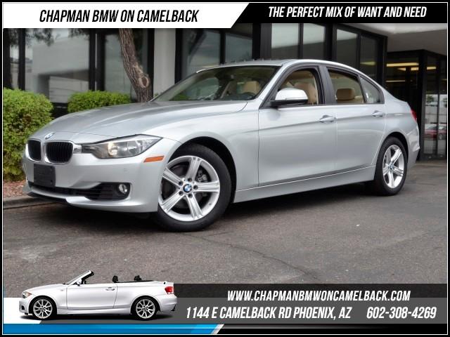2015 BMW 3-Series Sdn 328i Prem Pkg Nav 10245 miles 1144 E Camelback rd 6023852286 Fi