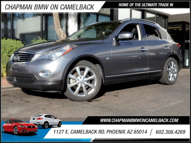 2014 Infiniti QX50 Journey 30399 miles 602 385-2286 1127 E Camelback HOME OF THE ULTIMATE TR
