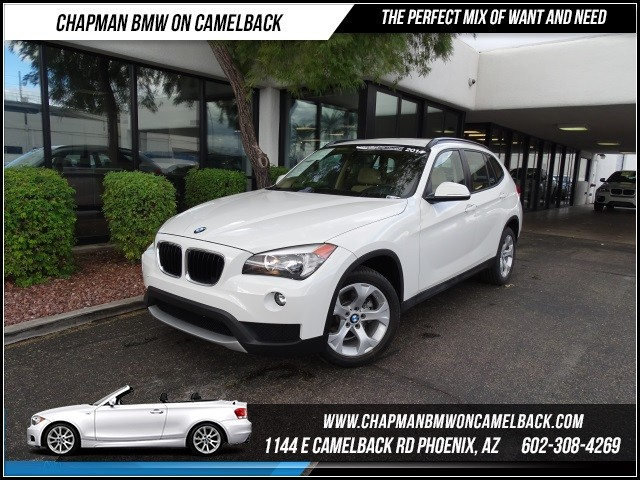 2014 BMW X1 sDrive28i 24238 miles 1144 E Camelback rd 6023852286 Financing rates star