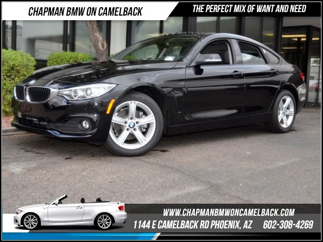 2015 BMW 4-Series 428i Gran Coup xDrive Driver Ass 9988 miles 1144 E Camelback rd 6023852