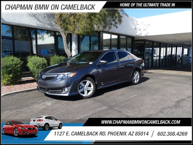 2014 Toyota Camry Hybrid XLE 29143 miles 602 385-2286 1127 Camelback TAX SEASON IS HERE Buy